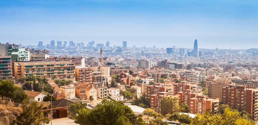 barcelona-skyline