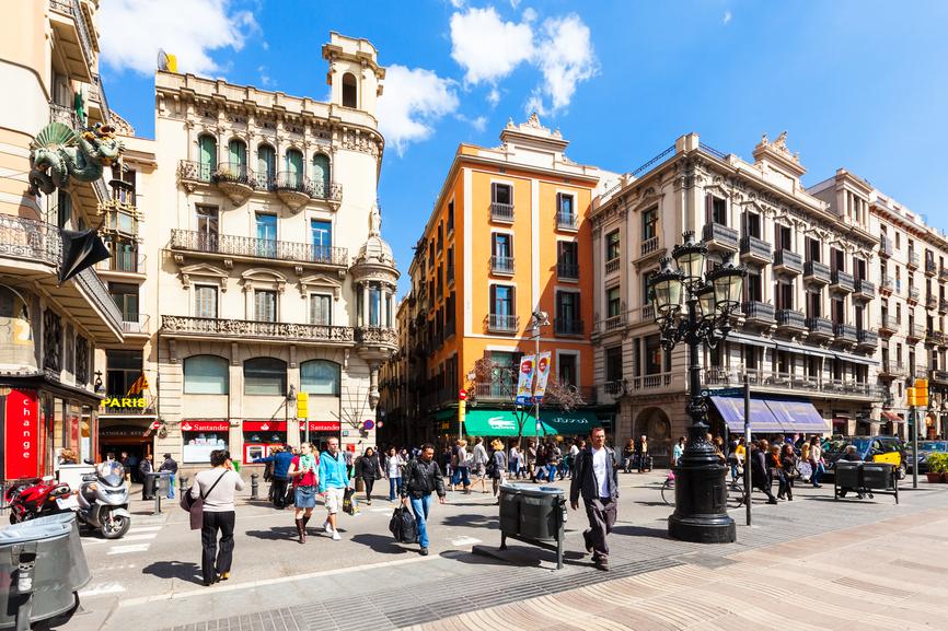 shopping-barcelona
